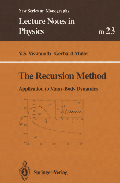 The Recursion Method | Dodax.at