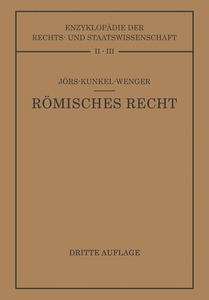 Römisches Privatrecht | Dodax.co.uk