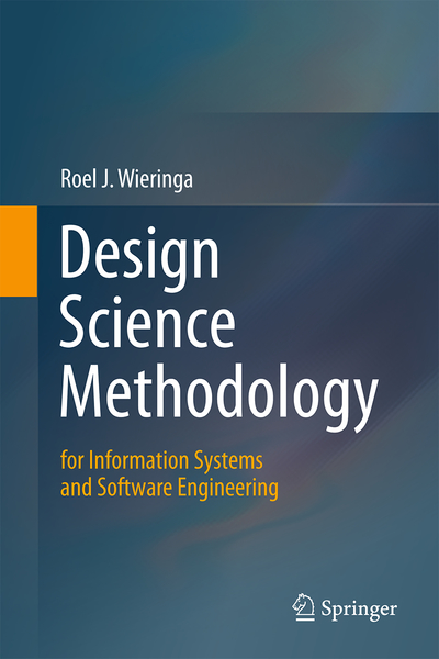 Design Science Methodology for Information Systems and Software Engineering | Dodax.at
