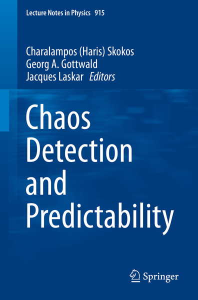 Chaos Detection and Predictability | Dodax.at