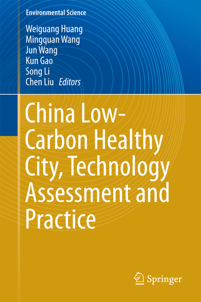 China Low-Carbon Healthy City, Technology Assessment and Practice | Dodax.pl