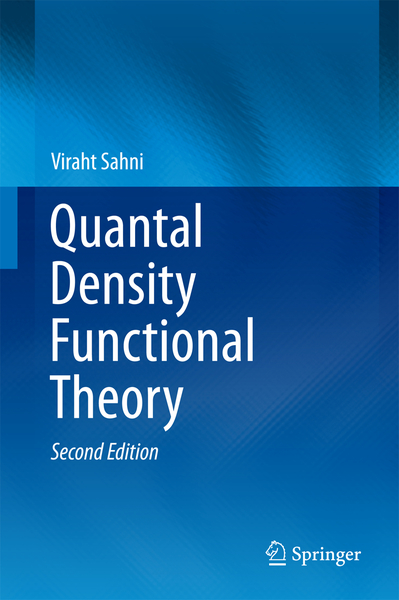 Quantal Density Functional Theory | Dodax.ch