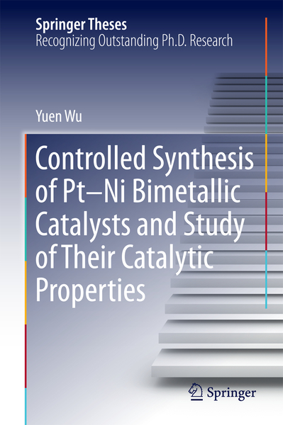 Controlled Synthesis of Pt-Ni Bimetallic Catalysts and Study of Their Catalytic Properties | Dodax.nl