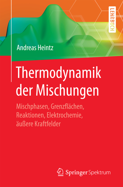 Thermodynamik der Mischungen | Dodax.at