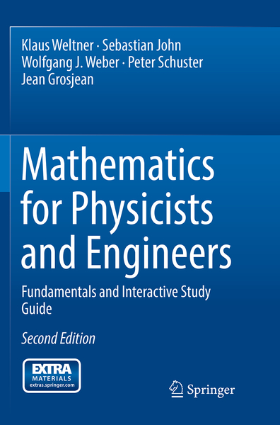 Mathematics for Physicists and Engineers | Dodax.nl