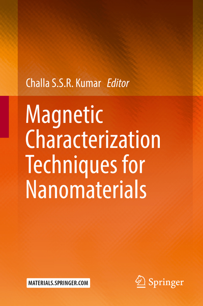 Magnetic Characterization Techniques for Nanomaterials | Dodax.ch