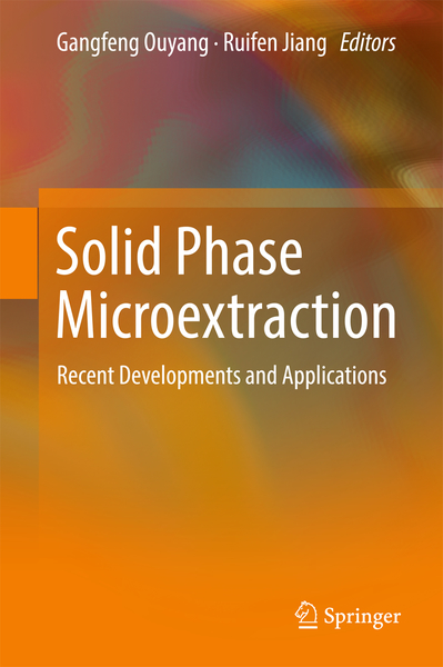 Solid Phase Microextraction | Dodax.ch