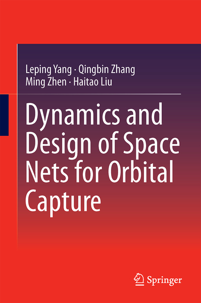 Dynamics and Design of Space Nets for Orbital Capture | Dodax.nl