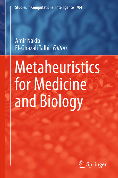 Metaheuristics for Medicine and Biology | Dodax.ch