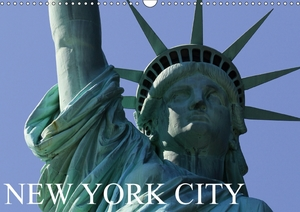 New York City (Wandkalender 2017 DIN A3 quer) | Dodax.ch