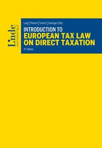 Introduction to European Tax Law on Direct Taxation | Dodax.at