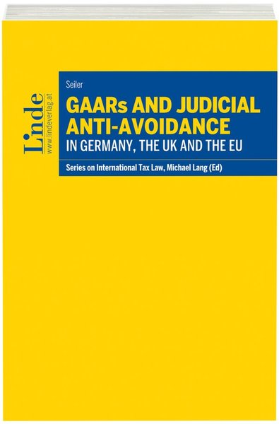 GAARs and Judicial Anti-Avoidance in Germany, the UK and the EU | Dodax.ch