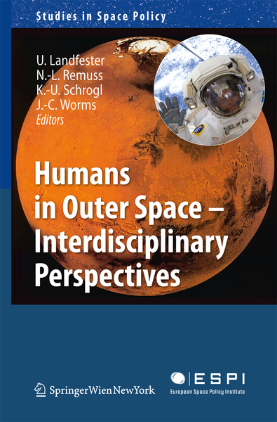 Humans in Outer Space - Interdisciplinary Perspectives | Dodax.co.uk