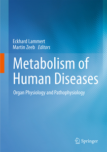 Metabolism of Human Diseases | Dodax.ch
