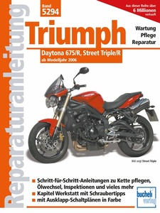 Triumph Daytona 675/R, Street Triple/R | Dodax.at