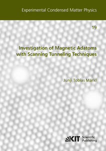 Investigation of Magnetic Adatoms with Scanning Tunneling Techniques   Dodax.at