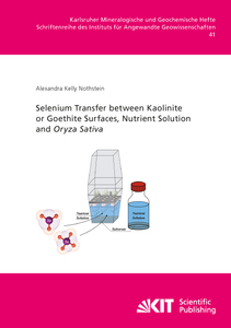 Selenium Transfer between Kaolinite or Goethite Surfaces, Nutrient Solution and Oryza Sativa | Dodax.de
