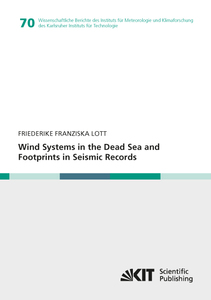 Wind Systems in the Dead Sea and Footprints in Seismic Records | Dodax.at