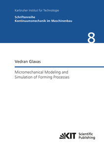 Micromechanical Modeling and Simulation of Forming Processes | Dodax.ch