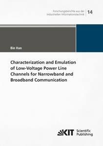 Characterization and Emulation of Low-Voltage Power Line Channels for Narrowband and Broadband Communication | Dodax.ch