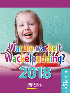 Warum wackelt Wackelpudding? 2018 | Dodax.at