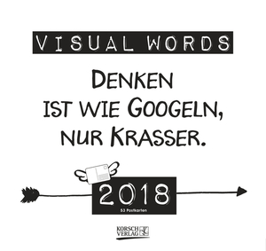 Visual Words 2018 | Dodax.at