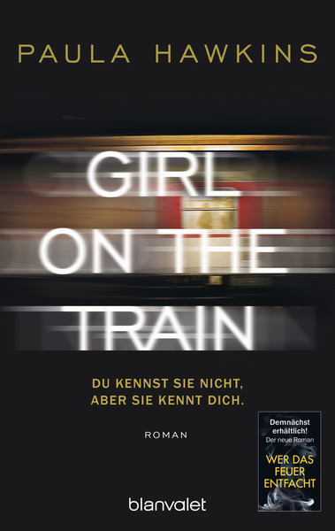 Girl on the Train - Du kennst sie nicht, aber sie kennt dich. | Dodax.co.uk