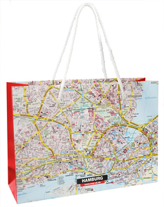 Papiertasche Hamburg | Dodax.co.uk