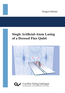 Single Artificial-Atom Lasing of a Dressed Flux Qubit | Dodax.ch