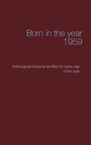 Born in the year 1959 | Dodax.pl