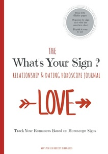 The What's Your Sign Relationship & Dating Horoscope Journal | Dodax.pl