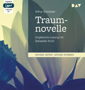 Traumnovelle, 1 MP3-CD | Dodax.ch