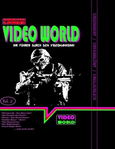 Grindhouse Lounge: Video World Vol. 2 - Ihr Filmführer durch den Video-Wahnsinn mit den Retro-Reviews zu House - Das Horrorhaus, Der New York Ripper, Die Killerhand, Die Stunde der Ratte, Good Night Hell, Witchcraft - Das Böse lebt, Soldier Boyz und mehr | Dodax.pl