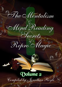 The Mentalism & Mind Reading Secrets of Repro Magic Volume Two | Dodax.pl