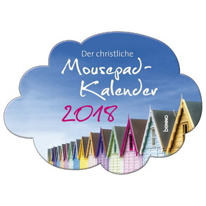 Der christliche Mousepad-Kalender 2018 | Dodax.co.uk