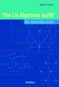 The Lie Algebras su(N) | Dodax.nl