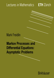 Markov Processes and Differential Equations | Dodax.nl