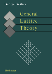 General Lattice Theory | Dodax.nl