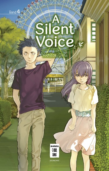 A Silent Voice. Bd.4 | Dodax.at