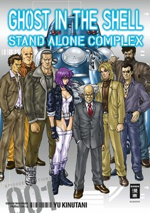 Ghost in the Shell - Stand Alone Complex. Bd.1 | Dodax.de