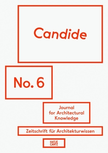 Candide. Journal for Architectural Knowledge. No.6 | Dodax.at