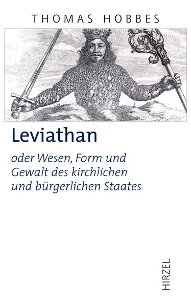 Thomas Hobbes. Leviathan | Dodax.at