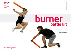 Burner Battle Kit, 20 Stationskarten | Dodax.at
