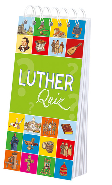 Luther-Quiz | Dodax.at
