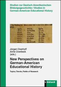 New Perspectives on German-American Educational History | Dodax.de