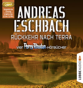 Rückkehr nach Terra, 2 MP3-CDs | Dodax.at