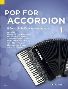 Pop For Accordion, Akkordeon. Bd.1 | Dodax.de