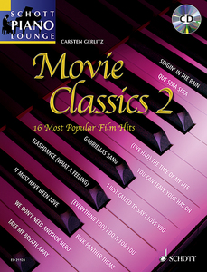 Movie Classics, für Klavier, m. Audio-CD. Vol.2 | Dodax.de