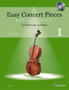 Easy Concert Pieces | Dodax.nl