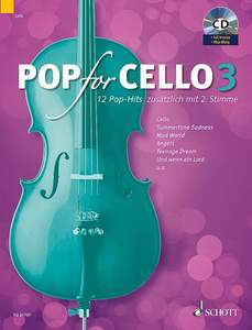 Pop For Cello, 1-2 Violoncelli, m. Audio-CD | Dodax.at